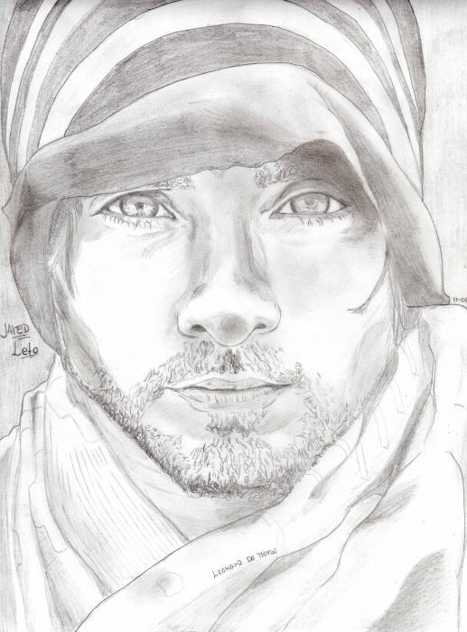 Jared Leto par Lenzs721